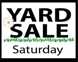Huge Multi Family Yard Sale!!!