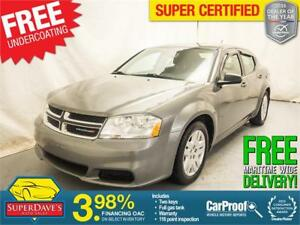 2012 Dodge Avenger SE *Warranty*