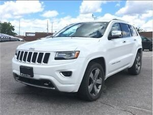 2015 Jeep Grand Cherokee Overland Diesel, Navigation, Panoramic