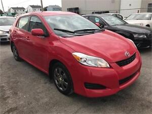 2010 Toyota Matrix XR, FINANCEMENT MAISON