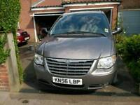 Chrysler Grand Voyager 2006 CRD 7 seats