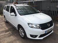 Dacia Logan Mcv 1.2 16v Laureate 5dr£5,985 p/x welcome FREE WARRANTY. NEW MOT