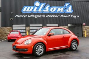 2016 Volkswagen Beetle COMFORTLINE! HEATED SEATS! REAR CAMERA! $