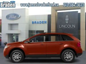 2014 Ford Edge Limited - Leather Seats -  Bluetooth -  Heated Se