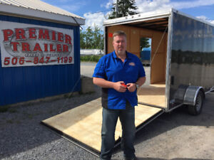High Quality Cargo Trailers at Factory Outlet Prices!