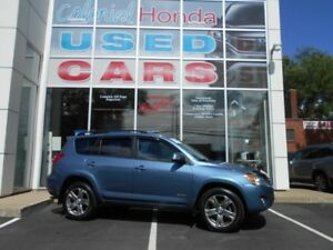 2011 Toyota RAV4 Sport LEATHER AWD