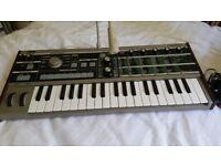 Korg micro synthesiser vocoder sound module