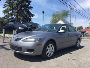 2007 Mazda Mazda6 GS 60$/Sem - FINANCEMENT MAISON DISPONIBLE
