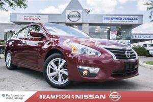 2014 Nissan Altima 2.5 SV Tech *NAVI|Rear cam|Heayed seats*