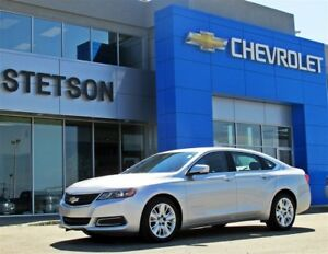 2015 Chevrolet Impala LOW KMS - LS Convenience