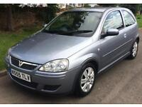 Vauxhall Corsa Active 12v Twinport 3dr (silver) 2005