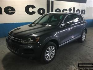 2011 Volkswagen Touareg Comfortline 4-MOTIOn w/Panoramic Roof &