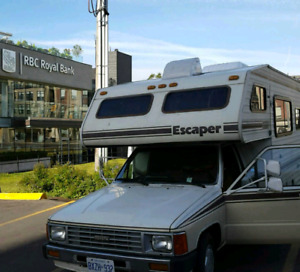 1986 toyota escaper for sale