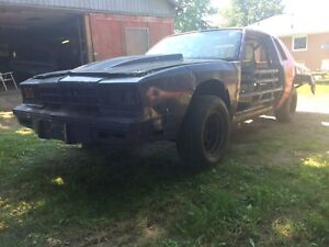 Monte Carlo Rolling Chassis! Need gone asap!