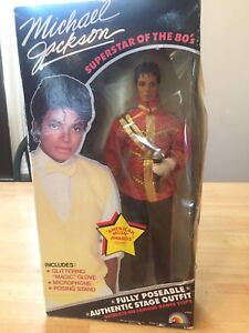1984 Michael Jackson Doll in box **SOLD PPU**