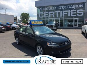 2011 Volkswagen Jetta 2.5L Highline cuir,toit ouvrant