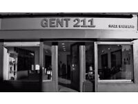 Gent211 Recruiting Experienced Barber!
