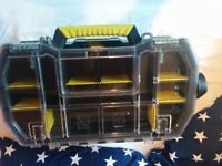 Stanley TopEdge 2in1 tool box organiser