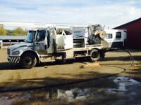 Water Well Services - Pump and well repairs