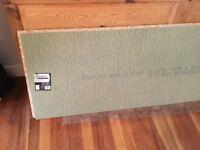 Moisture resistant chipboard flooring x 8 sheets