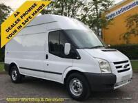 2011 / 11 Ford Transit 100 T350m High Roof [ Mobile Workshop & Generator ] Van