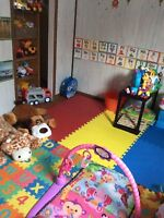 New family home daycare opening in August offering Infant Spaces