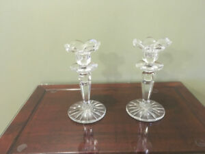 Lead Crystal Candle Stick