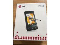 LG KP500 Mobile Phone