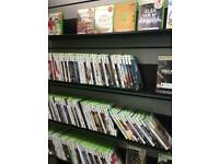 Lots of Xbox 360 games from £1 each