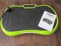 MIRAFIT vibrating keep fit shake body workout board - green