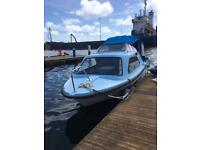 Day boat for sale