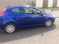 Fiat punto 59 plate low insurance long MOT no faults any inspection