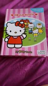 Hello Kitty Story book