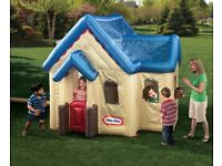 Little Tikes Victorian Inflatable Playhouse/Wendy house