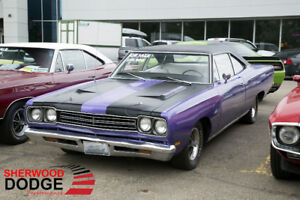 1969 PLYMOUTH ROADRUNNER 383