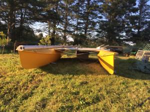 16 Foot Prindle Catamaran for sale