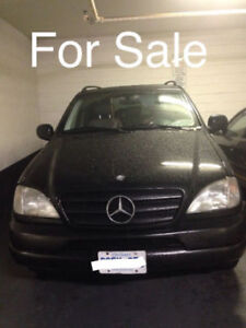 02 Mercedes-Benz Minivan, Van Scarborough $2,750