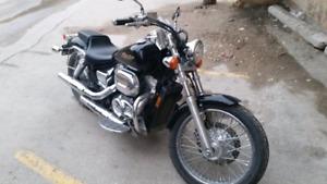 2006 Honda Shadow 750cc for Sale