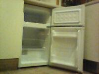 Currys undercounter fridge freezer, white, CUC50W12, £50 O.N.O.