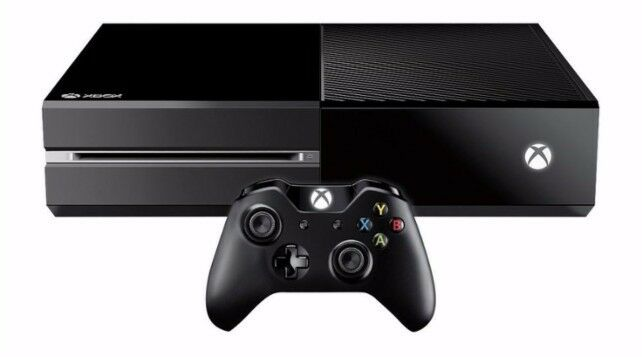 Xbox One Console 500GB With Controller