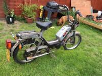 Jawa peddle to start moped old school fully working