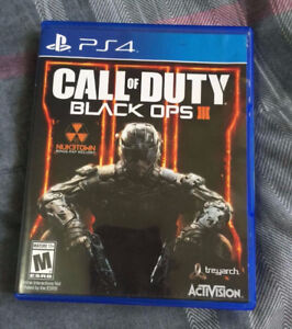 Looking for Black ops ps4 to trade for nba 2k17 or gta5