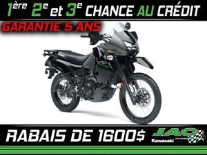 2015 Kawasaki KLR650 25.47$*/ sem