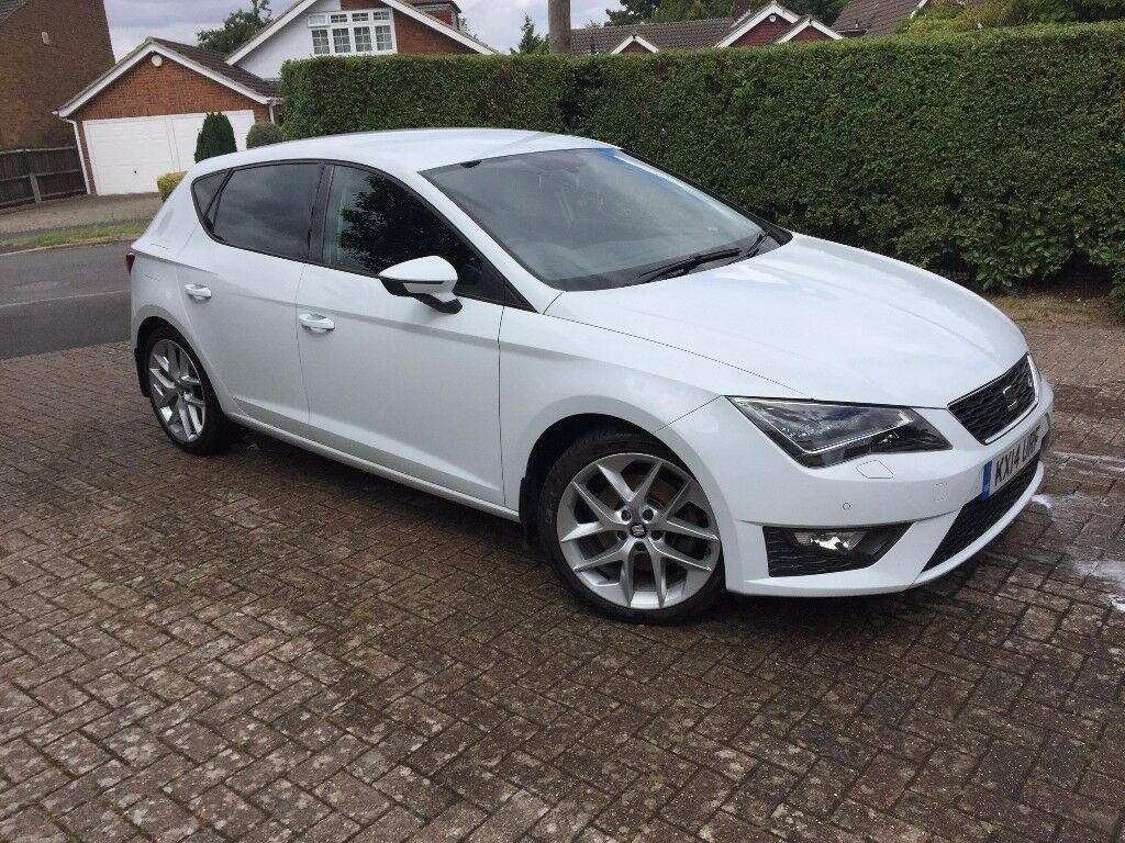 seat leon 184 fr tech pack winter pack 18 alloys. Black Bedroom Furniture Sets. Home Design Ideas