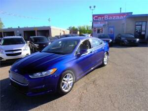 2013 FORD FUSION SE 4 CYL CLEAN LOADED BLUETOOTH EASY FINANCE
