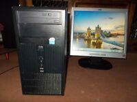 Ulltimate (HP)(Dual-core) (3.2 Ghz) Computer (Windows 7 )