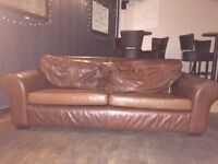 2 Sofas FREE! Collection only.