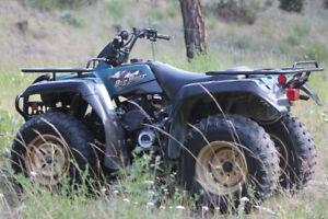Yamaha 4x4 350