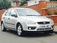 FORD FOCUS 1.6 AUTO SPORT 2006 LOW MILEAGE TIMING BELT CHANGED MOT CLEAN&TIDY 3 MONTHS WARRANTY