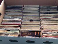 7inch vinyls